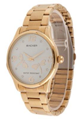 Relógio Backer W 30390024 Ouro