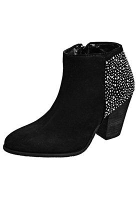 Ankle Boot FiveBlu Termocolantes Preta