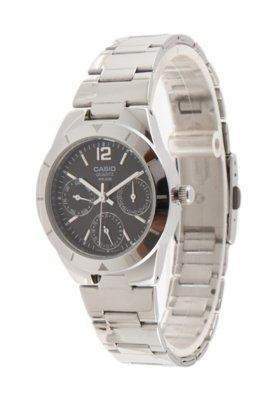 Relógio Casio LTP2069D1AVDF Prata