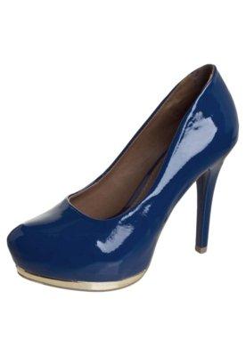Sapato Scarpin FiveBlu Queen Azul