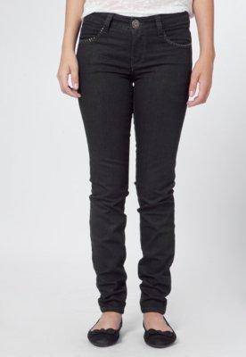 Calça Jeans Billabong Skinny Drimen Preta