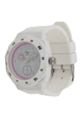 Relógio Condor KZ45054H Branco