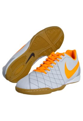Chuteira Futsal Nike Flare Cinza