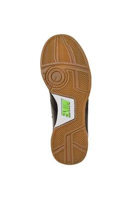 Chuteira Futsal Nike Tiempo Natural IV LTR IC Infantil Preta...