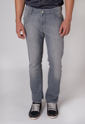 Calça Jeans Iódice Skinny Milano Cinza - Iódice Denim