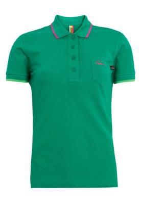 Camisa Polo Coca-Cola Clothing Small Lista Verde - Coca Cola...