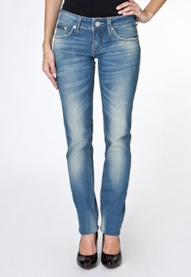 Calça Jeans Skinny Calvin Klein Modern Azul - Calvin Klein ...