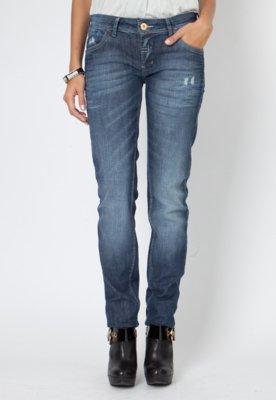 Calça Jeans Forum Raquel Skinny Delicate Azul