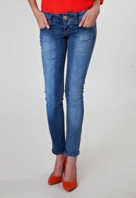 Calça Jeans Colcci Skinny Edna Like Azul