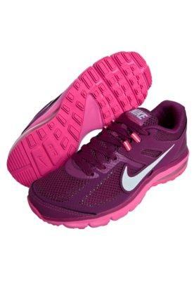 Tênis Nike Wmns Air Max Defy RN Roxo