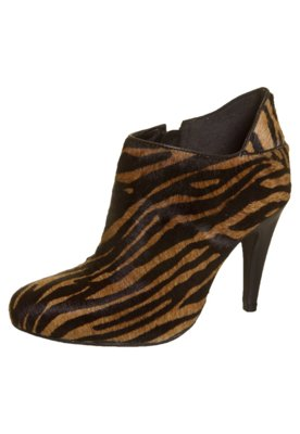 Ankle Boot Bottero Pelo Zebra