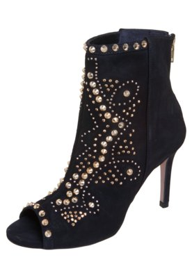 Ankle Boot Tabita SPikes Rock Preta