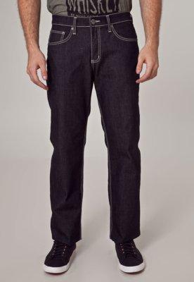 Calça Jeans TNG Regular Fit Preta