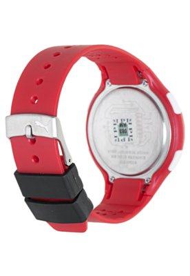Relógio Puma Faas 200 Vermelho
