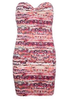 Vestido Colcci Small Trends Multicolorido
