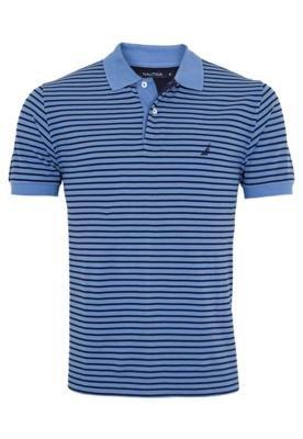 Camisa Polo Nautica Inove Listrada