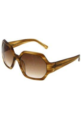 Óculos de Sol Anna Flynn Marlie Marrom