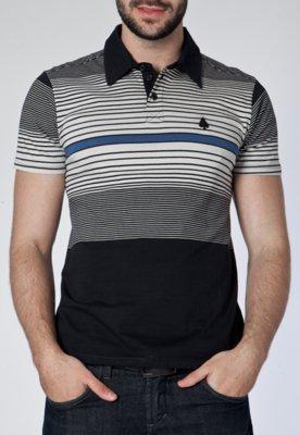 Camisa Polo MCD Ensemble Listrada