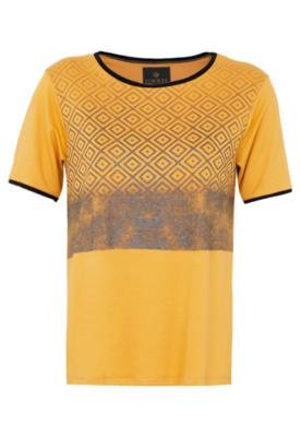 Blusa Estampada Amarela - Sommer