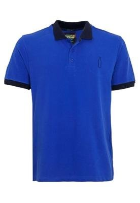 Camisa Polo Coca-Cola Clothing Brasil Wave Azul - Coca Cola ...