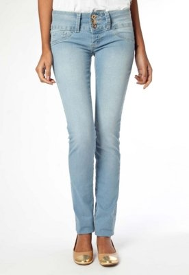 Calça Jeans Triton Tamy Azul