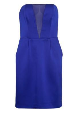 Vestido Carina Duek Lorena Azul
