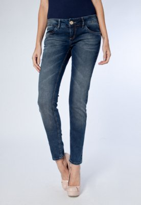 Calça Jeans Colcci Skinny Sexy Unic Azul