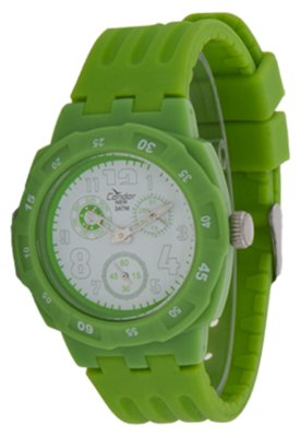 Relógio Condor KZ45081G Verde