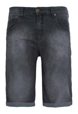 Bermuda Jeans Lars Cinza - Coca Cola Clothing