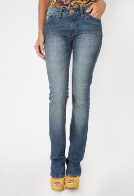 Calça Jeans Forum Verônica Estonada Azul