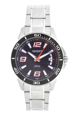 Relógio Orient MBSS1146 P2SX Prata