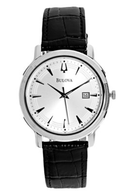 Relógio Bulova WB21552Q Prata/Preto