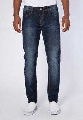 Calça Jeans M.Officer Skinny Style Azul - M. Officer
