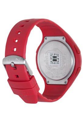 Relógio Puma Loop Steel Vermelho