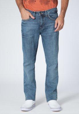 Calça Jeans Skinny Amassado Azul - TNG