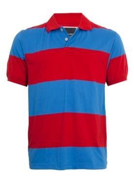 Camisa Polo FiveBlu Dudu Listra