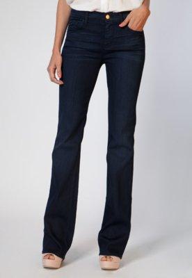 Calça Jeans 7 for all Mankind Bootcut Stardust Azul
