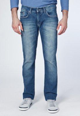 Calça Jeans Skinny Bordados Azul - Calvin Klein Jeans