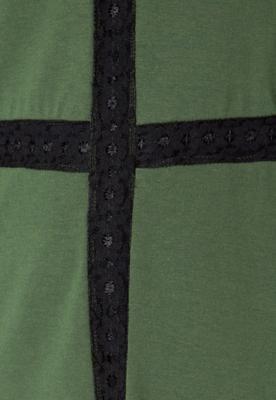 VestidoRecorte Verde - NightStar