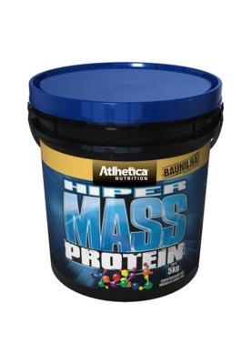 Suplemento Atlhetica Nutrition Hiper Mass Protein Baunilha 5...