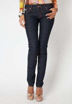 Calça Jeans Raquel Skinny Style Azul - Forum