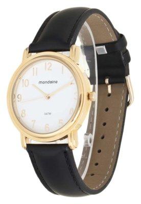 Relógio Mondaine 83087GPMKDH2 Preto