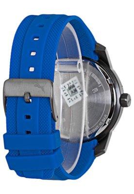 Relógio Puma Essence 3HD Azul/Preto