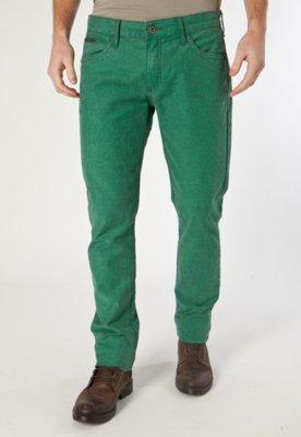 Calça Jeans Triton Reta Gilson Verde
