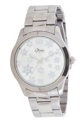Relógio Condor KT26099S Prata
