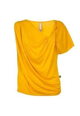 Blusa Confort Torção Amarela - Coca Cola Clothing