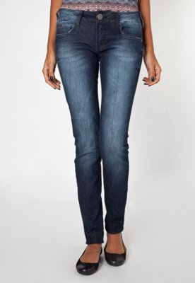 Calça Jeans Colcci Skinny Katy Street Azul