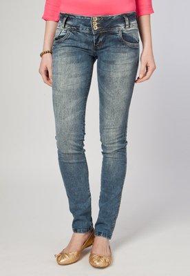 Calça Jeans Triton Skinny Tamy Azul