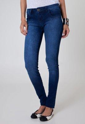 Calça Jeans Sommer Skinny Juli Azul