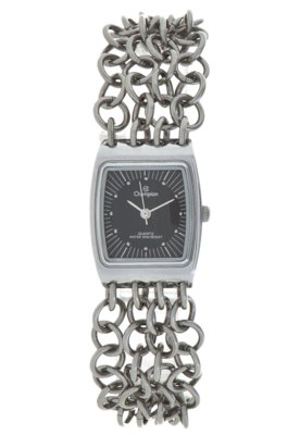 Relógio Champion CH25516T Prata